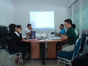 c Pengelola P3SRS dan Forum Komunikasi Penghuni