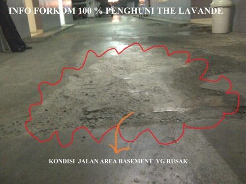 3Kondisi Beton Basement yg rusak