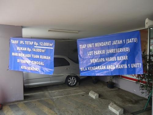 3Sosialisasi IPL dan Parkir