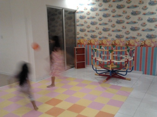 LaFUNday Ruang Bermain Anak
